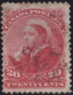 Canada  .  SG   .   115   (2 Scans)         .    O      .   Cancelled.   /   .  Oblitéré - Gebraucht