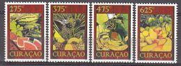 Antilles/Curacao  2012 Fruit  Michel  97-100  MNH 27949 - West Indies