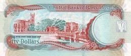 BARBADOS P. 70a 50 D 2007 UNC - Barbados