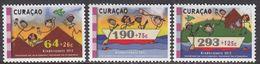 Antilles/Curacao  2013 Children   Michel  129-31  MNH 27953 - West Indies