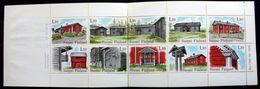 Finland 1979   Booklet  MN 11   ( **) ( Lot  860 ) - Libretti