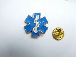 Beau Pin's , Médical , SAMU , Caducée - Medical