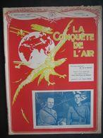 LA CONQUETE DE L'AIR 1927 N°9 -G. MEDAETS & J. VERHAEGEN - BREGUET XIX- AVIATION AU CONGO - MEETING DUBENDORF - Avion