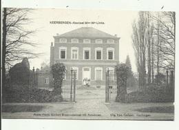 Keerbergen  - Kasteel  Lints - Verzonden  1919 - Keerbergen