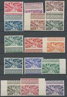 Colonie Série Anniversaire De La Victoire 12 Valeurs NON Dentelés N** Sup H2264 - France (ex-colonies & Protectorats)