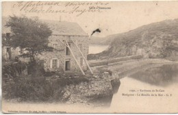 22 Environs De St-Cast   MATIGNON   Le Moulin De La Mer - Andere Gemeenten