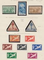 TIMBRES COLONIE COTE DES SOMALIS PA De 1943-1956 Du N°1 à 26 Neuf **/*. N1932 - Côte Française Des Somalis (1894-1967)