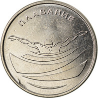 Monnaie, Transnistrie, Rouble, 2019, Natation, SPL, Copper-nickel - Moldavie