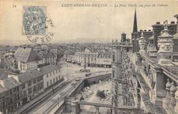 Saint-Germain-en-Laye - La Place Thiers - St. Germain En Laye