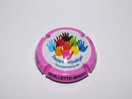 Capsule De Champagne - GUILLETTE BREST (Oostnde 2020) - Collections