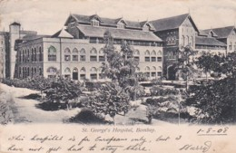 4812204Bombay, St. George's Hospital. – 1908. (see Corners, See Sides) - India