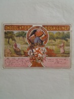 (E3)  Chocolat Debeukelaer - Pays De Looz Illustrateur E. Pellens 1902. - Collections