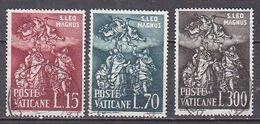 PGL BJ0988 - VATICANO SASSONE N°301/03 - Vatican