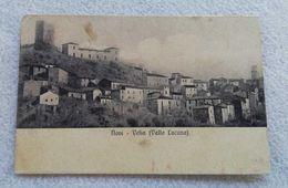 Cartolina Illustrata Novi - Velia (Vallo Lucano) - Non Viaggiata - Other Cities