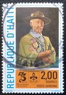 Haïti - A1/16 - (°)used - 1983 - Scouting - Haiti