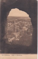 4812507Bad Godesberg, Blick V D Godesburg. (RECLAME OP ACHTERKANT, P SLUIS ZAADHANDEL AMSTERDAM) - Altri