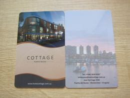 Cottage Puerto Buceo,Montevideo Uruguay - Cartas De Hotels