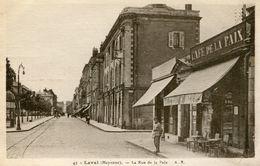 LAVAL  , La Rue De La Paix - Laval