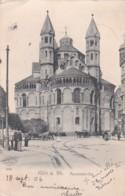 4812610Köln A. Rh.,  Apostelkirche. – 1906. (links Unten Kleines Falte) - Koeln