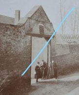 Photo AUDERGHEM Rouge Cloître 1908 Oudergem - Plaatsen