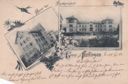 4812622Gruss Aus Esslingen, - 1902. (sehe Ecke Links Unten) - Eislingen