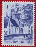 4Fr+2Fr Béguinage De Bruges 1954 OBP 948 (Mi 997) Ongebruikt/MH BELGIE BELGIUM - Unused Stamps