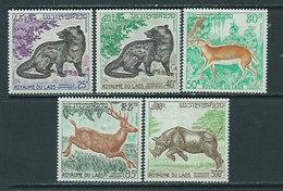 Laos - Correo 1971 Yvert 236/9+A.83 ** Mnh - Laos