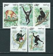Laos - Correo 1992 Yvert 1066/70 ** Mnh - Laos