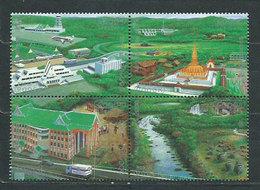 Laos - Correo 2000 Yvert 1365/8 ** Mnh - Laos