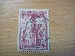 (25.06) BELGIE 1957 Nr 1011 Mooie Afstempeling SPA - Belgium