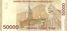 ARMENIA P. NEW 50000 D 2018 UNC - Arménie