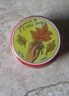 Petite Boite Publicitaire Pommade Jouvence De L' Abbé Soury - 1996 Illustrateur Le Tan Intérieur Plastifié - Boxes