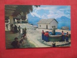 Guatemala  Pan  American  San Antonio Palopo >  Ref 4185 - Guatemala