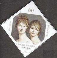 2014Germany3079Painting - Unused Stamps