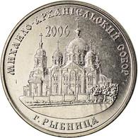 Monnaie, Transnistrie, Rouble, 2019, Cathédrale De L'Archange Saint Michel - Moldova