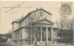 1903 Carte Postale à 1 C Tarif Imprimé + CAD IMPRIMES-PARIS 81-PP P1696 - 1877-1920: Semi Modern Period
