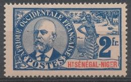 Haut Sénégal - Unused Stamps