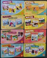 8 Mobilecards Thailand - Disney - Mobile Comic - Disney