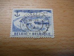 (25.06) BELGIE 1957  Nr 1018 Mooie Afstempeling BRUXELLES - Belgique