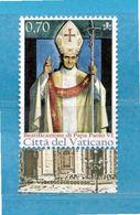 (Ni) Vaticano ** - 2014 - BEATIFICAZIONE Di PAPA PAOLO VI. MNH - Vatican