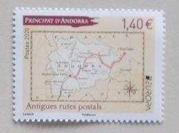 Andorra( French ) 2020 Cept PF - 2019