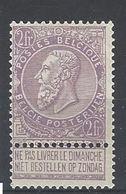 Nr 67 * - 1883 Leopold II