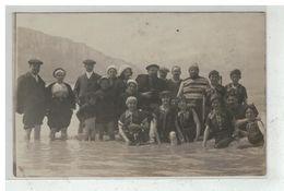 76 LE TREPORT #13434 GROUPE DE BAIGNEURS GARTE PHOTO ARNAULT - Le Treport