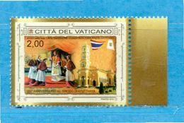 (Ni) Vaticano ** - 2014 - SINODO Di AYUTTHAYA Nel Regno Del SIAM. MNH - Vatican