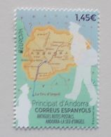 Andorra( Spanish) 2020 Cept PF - 2019