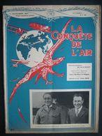 LA CONQUETE DE L'AIR 1927 N°11- TOUR D'EUROPE -FLUGHAFEN TEMPELHOF-COSTES & LE BRIX-RUTH ELDER & GEORGE HALDEMAN - AeroAirplanes
