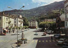 MONTHEY (Valais): La Place Centrale - VS Valais