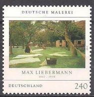 2013Germany2974Painting4,80 € - Unused Stamps