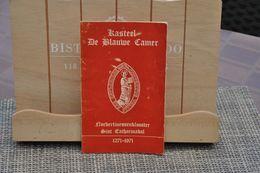 Kasteel De Blauwe Camer Norbertinessenklooster Sint Catharinadal Oosterhout N-B 1971 ANWB - Culture