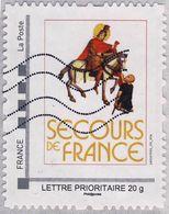 SECOURS De FRANCE St MARTIN De TOURS OBLITERE - Collectors